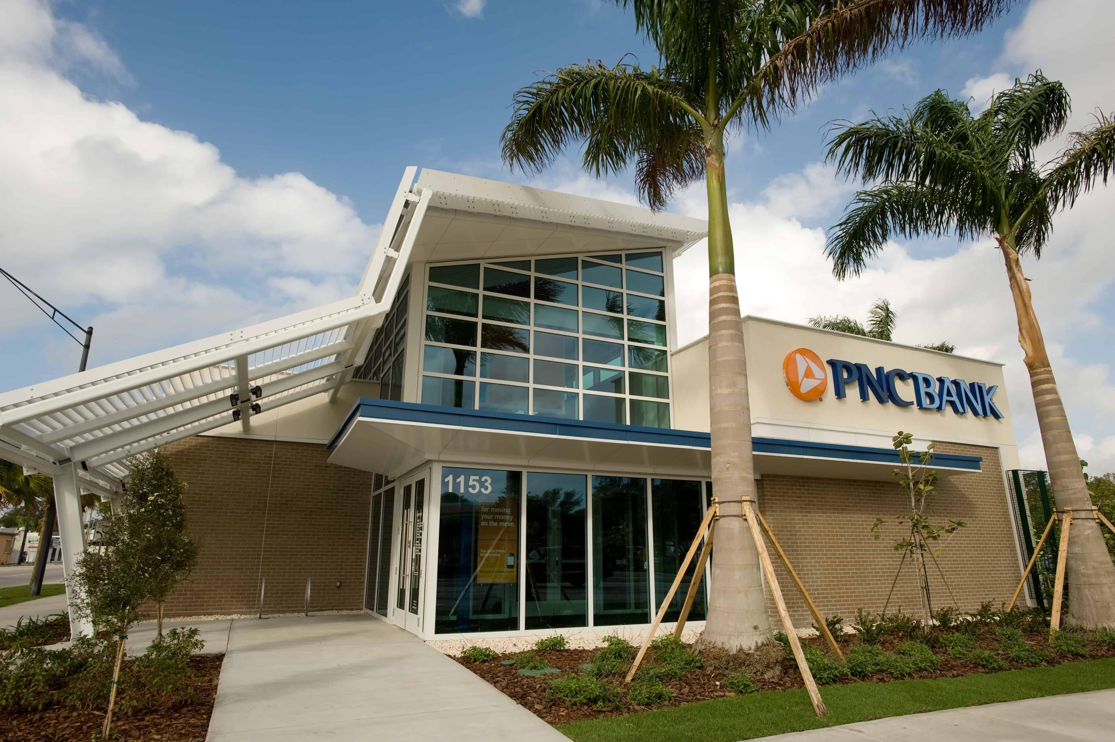 PNC Bank Davies and Andrew Net Zero Energy Branch - Paladino