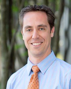 Darren Bruce, Division Leader, Commissioning