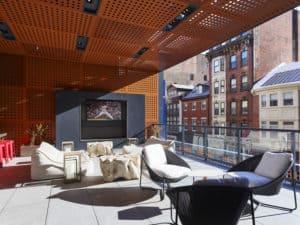 1213 Walnut Street patio