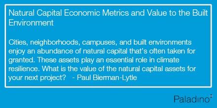 Environmental Capital