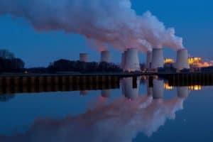 German Coal Plant